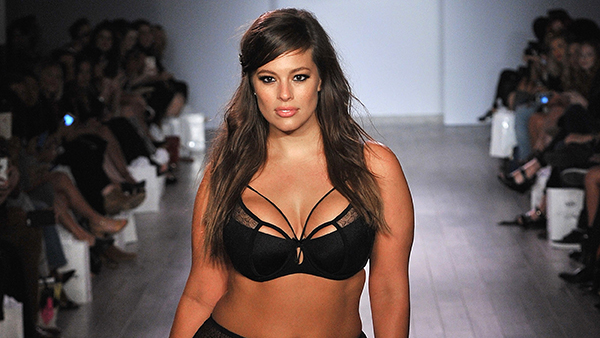 NEW YORK, NY - SEPTEMBER 15:  Model/designer Ashley Graham walks down the runway during the Addition Elle/Ashley Graham Lingerie Collection fashion show during the Spring 2016 Style 360 on September 15, 2016 in New York City.  (Photo by Fernando Leon/Getty Images)